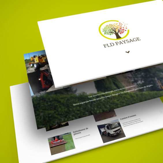 FLD Paysage Site