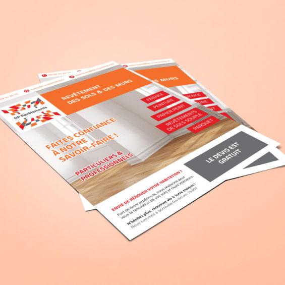 DPrevetements - flyer