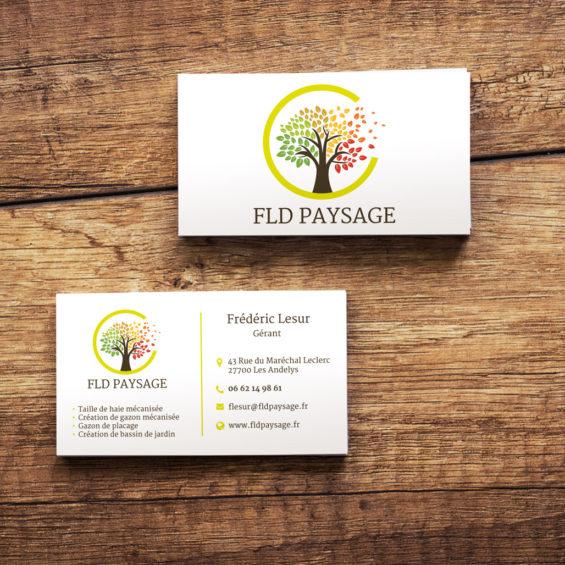 FLD Paysage logo